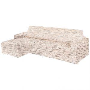 Povlak na pohovku s lenoškou (pravá)  - Napínací potah