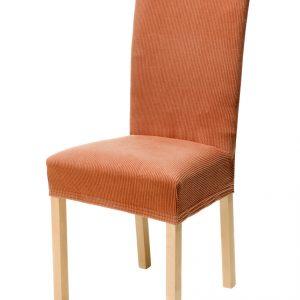 Povlak na židli Pruhy  - Napínací potah