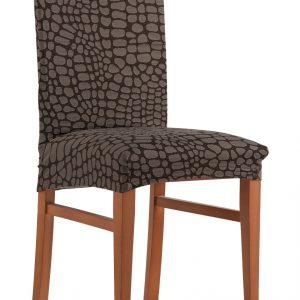 Povlak na židli Skvrny  - Napínací potah
